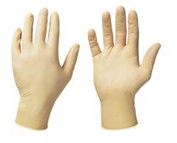 Latex-Einweghandschuhe MALE, gepudert, STRONGHAND®