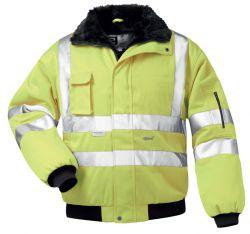 gelbe Warnschutz-Pilotenjacke FRIEDRICH, von elysee®