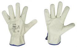 Rindvollleder-Handschuhe AVUS-DRIVER, Profiqualität
