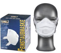 Standard-Feinstaubmaske FFP3 mit Ausatmungsventil, Tecto