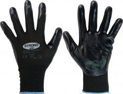 Nylon/Nitril-Handschuhe SHANTOU, wie eine 2. Haut, Premiumqualität, reißfest