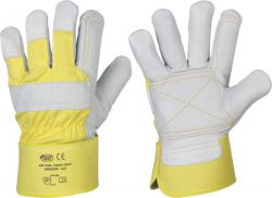 Rindvollleder-Handschuhe HEAVY DUTY