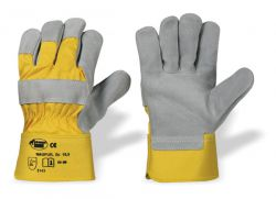 Rindspaltleder-Handschuhe NAGPUR