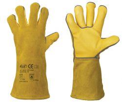 Rindleder-Handschuhe VS 53/F