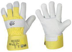 Rindvollleder-Handschuhe EISBÄR