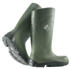 ARNHEIM PU-Stiefel Purofort® C462933 / grün / Gr. 37 - 48