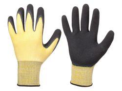 Latex Handschuhe AKSU schwarz, Premiumqualität