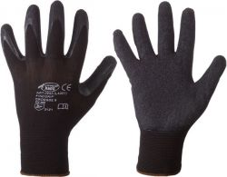 Nylon-Latex-Handschuhe FINEGRIP, Feinstrick, Premium-Qualität