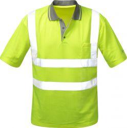 SAFESTYLE® Warnschutz-Poloshirt BERND, AUSLAUFARTIKEL!!