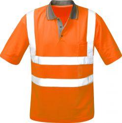 SAFESTYLE® Warnschutz-Poloshirt UWE
