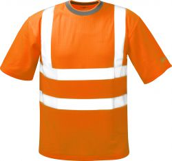 SAFESTYLE® Warnschutz-T-Shirt THOMAS