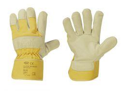 Schweinsvollleder-Handschuhe CLASSIC-ELEPHANT, Premium-Qualität