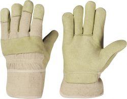 Schweinsvollleder-Handschuhe Jumbo PAWA, Größe 12