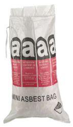 Mini-Asbestbag mit Inliner, 70x110cm, ca. 120 Liter Füllmenge