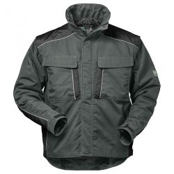 2 in 1 Canvas Outdoorjacke GENF