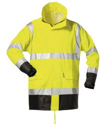 NORWAY PU-Stretch Regenjacke MANFRED