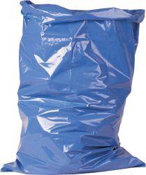 Abfallsack 55 μ mit Bodennaht 70x110 cm, ca.120 Li 25 Stück