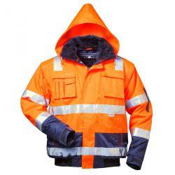 Warnschutz Jacke OLIVER