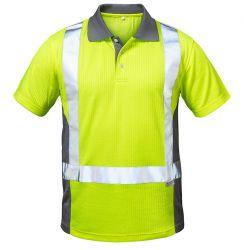 Warnschutz-Poloshirt DEN HAAG