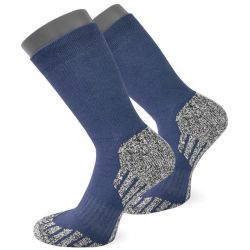 """COOLMAX ®  Trekking-Socken"" grau/marine"