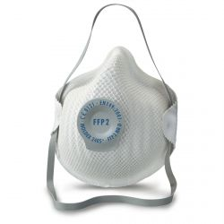 Klassiker-FFP2-Maske-Moldex-2405 - mit Klimaventil