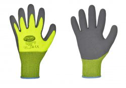 FLEXTER Handschuhe Latex Stronghand