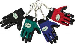 Schlüsselanhänger Handschuhe Werbeartikel Elysee