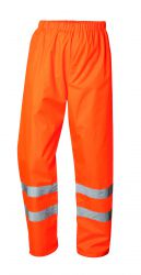 TORGE Warnschutzbundhose Orange Safestyle