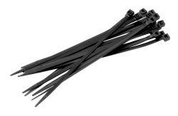 Kabelbinder SCHWARZ 7.6mmx300mm 100Stk.