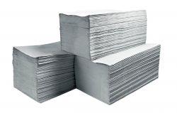Falthandtücher 5000 Stück / Z-Falt / 1-Lagig