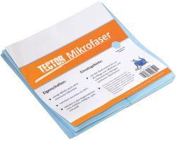 Mikrofaser-Wischtuch / Hellblau