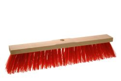 Strassenbesen - Elaston / 60cm / Rot