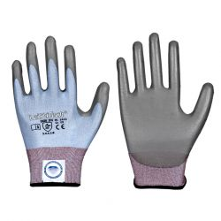 Schnittschutz Handschuhe / PU / Stufe B / Dyneema Diamond