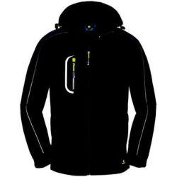 Softshell-Jacke MONTANA / PROTECT Workwear / Schwarz