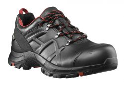 HAIX BLACK EAGLE® Safety 54 / LOW BLACK/RED / Robuster S3-Sicherheitsschuh