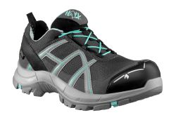 HAIX BLACK EAGLE® Safety 40.1 Ws / LOW GREY/MINT / S3-Schuh / Damenmodell