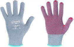 QINGDAO Stronghand Handschuh / Beschichtung: Vinyl-Noppen