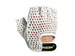 FAHRRADFAHRER Handschuh / gehäkelt / texxor