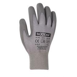 Schnittschutz-Strickhandschuh PU-Beschichtung / texxor / 2418