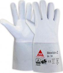 Schweißerhandschuh MEXIKO Z / HaseSafety / 403500
