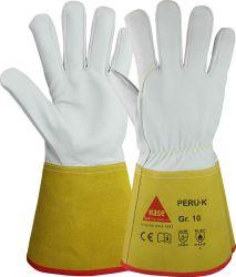 Schweißerhandschuh PERU K / HaseSafety / 403835K