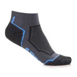 Socken ADN BLUE / blau