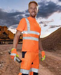 Shirt REF 102 Orange / Warnschutz