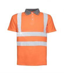 Polohemd REF orange