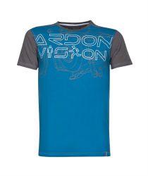 T-Shirt / HERREN / limitierte Edition / Blau
