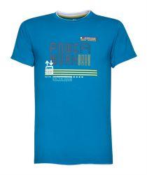 T-Shirt POWERWORK Blau