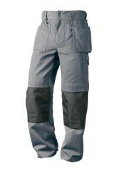 Canvas-Bundhose GREY RANGE in grau/schwarz von elysee®